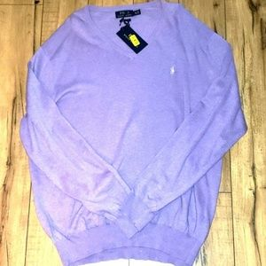 "Polo by Ralph Lauren Sweaters - Mens XL Ralph Lauren ""Polo"" V Neck Sweater"